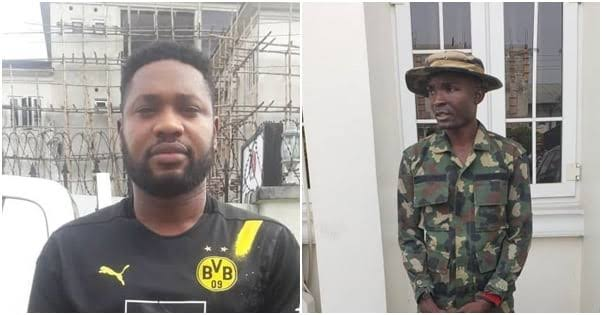 Fake Soldier Sentenced To Eight Years In Prison For Impersonation And Fraud In Uyo 1