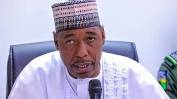 2023: Governor Zulum Says South Should Produce Next President In Order To Ensure Stability 9