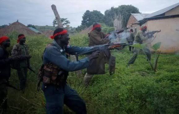 Bandits Kills Nigerian Soldier, Abducts Housewife And Her Three Children In Kaduna