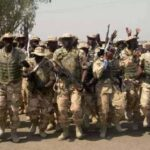 Nigerian Soldiers Protest Over Unpaid Allowances And Poor Equipment In Borno 27