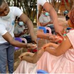 Actress Regina Daniels Takes COVID-19 Vaccine Shot, Says No Side Effects [Photos/Video] 28