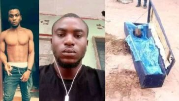 Man Kills His Mom, Cuts Off Her Head And Buries Her In Shallow Grave In Enugu [Photos] 2