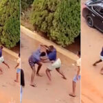 Two University Students Caught On Camera Fighting Publicly Over A Girl In Ghana [Video] 27