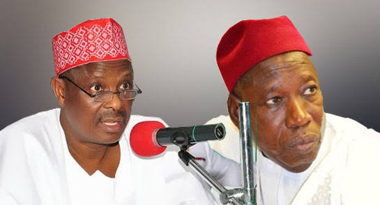 """Kano People Need Education More Than Flyovers"" - Kwankwaso Tells Ganduje 1"