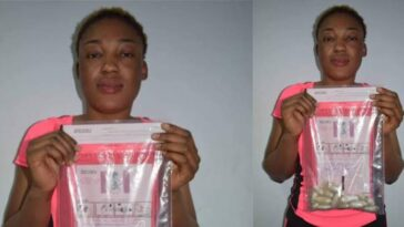 NDLEA Arrests Chadian Lady With 234g Of Heroin Concealed In Her Private Part 2