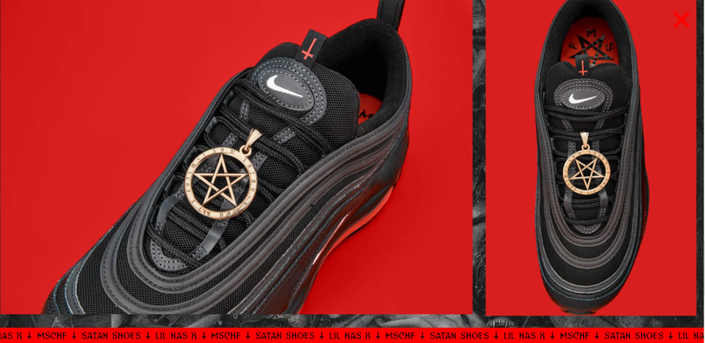 Satan Shoes: Lil Nas X to launch shoes with drops of blood 3