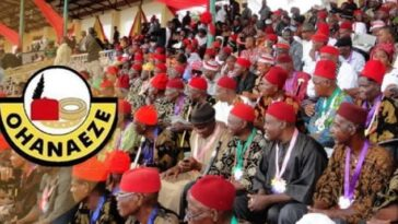 Nigeria Will Break Up If Igbos Are Denied Presidential Ticket In 2023 – Ohanaeze Warns 2