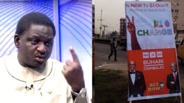 Femi Adesina Says Buhari Never Promised To Make One Naira Equal To One Dollar [Video] 3