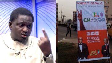 Femi Adesina Says Buhari Never Promised To Make One Naira Equal To One Dollar [Video] 1