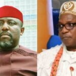 Imo Monarch Allegedly Attacks Rochas Okorocha With His Walking Stick Inside An Airplane 28