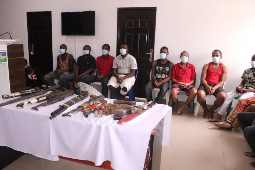Pastor, Prophet, 14 IPOB ESN Members Arrested For Killing Security Operatives In South-East 1