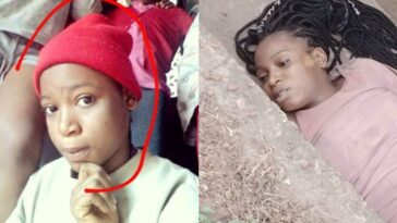 Lifeless Body Of 20-Year-Old Lady, Orji Chiamaka Found Inside Gutter In Enugu [Photos] 5