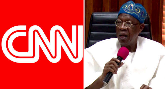 Nigerian Brands Running Adverts On CNN, Others To Pay N100,000 Fine - Lai Mohammed 1