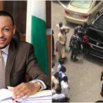 CCT Chairman, Justice Umar Danladi Publicly Assaults Security Guard At Abuja Plaza [Video] 28