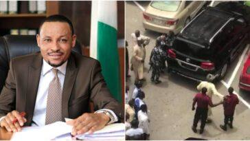 CCT Chairman, Justice Umar Danladi Publicly Assaults Security Guard At Abuja Plaza [Video] 2