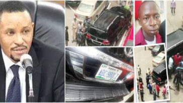 """He Was Rude"" - Justice Umar Danladi Reveals Why He Assaulted Security Guard In Abuja 1"