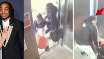 Leaked Footage Shows Quavo And Saweetie Fighting In Elevator Before Their Breakup [Video] 5