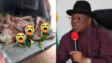 Fulani Herdsmen Kill Over 15 Persons In Ebonyi, Burn Houses And Cars - Governor David Umahi 1