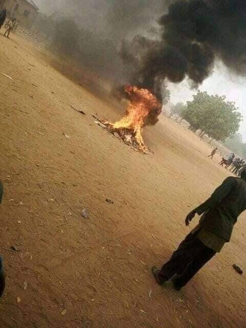 Man Tortured And Burnt To Death For Allegedly Insulting Prophet Muhammad In Bauchi [Photos] 3