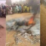 Man Tortured And Burnt To Death For Allegedly Insulting Prophet Muhammad In Bauchi [Photos] 28