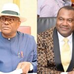 Governor Nyesome Wike Sacks Rivers Commissioner Of Environment, Igbiks Tamuno 10