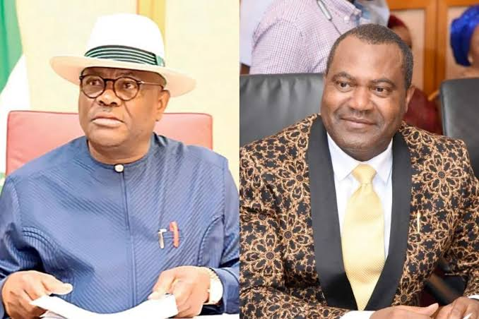 Governor Nyesome Wike Sacks Rivers Commissioner Of Environment, Igbiks Tamuno 1