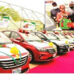 Governor Sanwo-Olu Presents Cars To 13 Outstanding Teachers In Lagos [Photos] 27