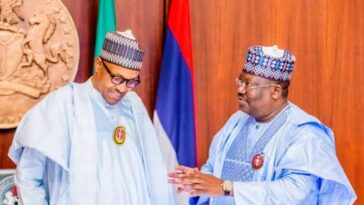 Buhari Is Getting Bad Advice On Which Bill To Sign Or Reject - Senate President, Ahmed Lawan 12