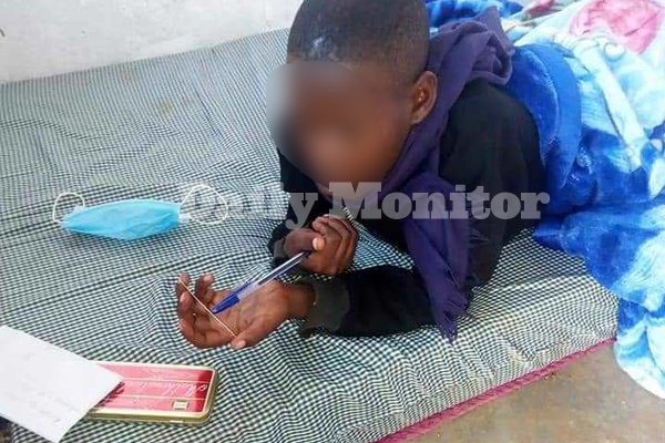 13-Year-Old Primary School Girl Gives Birth To Baby Boy During Mathematics Examination 3