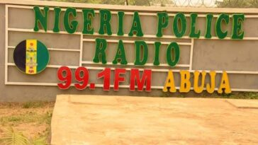 "Nigerian Police Force Establishes Radio Station ""To Bring Police Closer To The People"" 1"