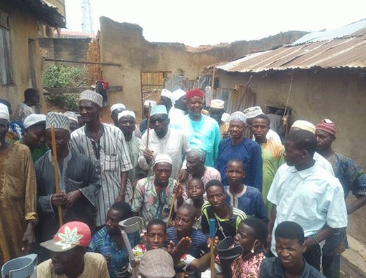 Oyo Beggars Protest Low Patronage Due To 'Money Ritual' Rumours 1