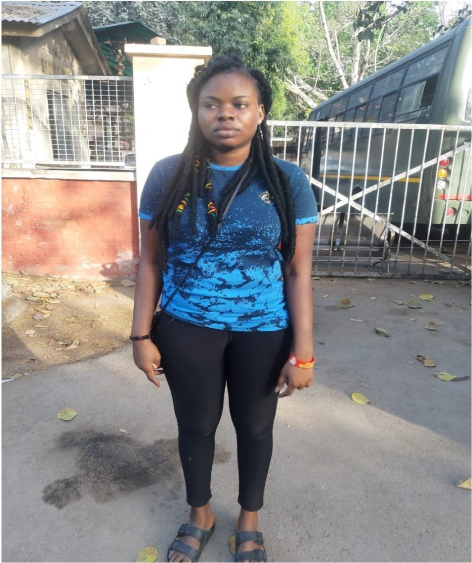 India Deports Nigerian Woman After She Was Found Living Without Valid Visa And Passport 1