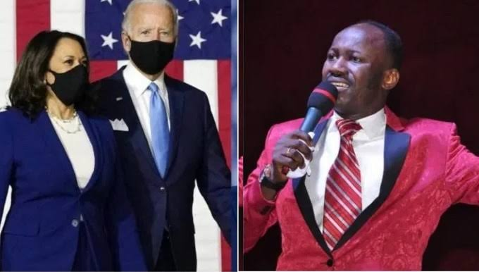 Joe Biden Is Preparing A Way For Kamala Harris To Become US President - Apostle Suleiman 10