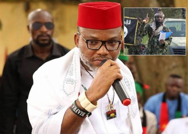 Boko Haram Was Peaceful Until Nigeria Police Started Killing Them - Nnamdi Kanu 3