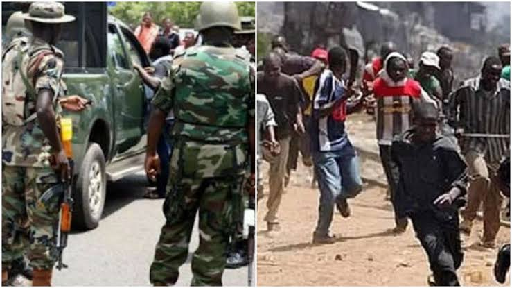 Good Friday Turns Bloody In Taraba As Soldiers Kill 5 Youths Returning From Wedding Ceremony 1