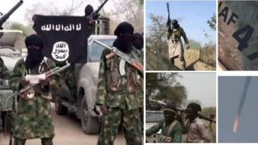 Boko Haram Claims Responsibility For Shooting Down Missing Nigerian Fighter Jet 5