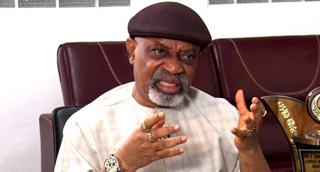 """Chris Ngige Threatens """"No Work, No Pay"""" On Striking Doctors If They Refuse To Resume 1"""