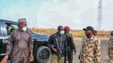 Eight Killed, Many Injured As Boko Haram Terrorists Ambush Borno Government Officials 5