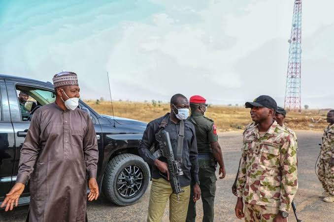 Eight Killed, Many Injured As Boko Haram Terrorists Ambush Borno Government Officials 1