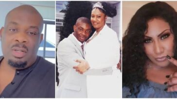 Don Jazzy Reveals He Was Once Married To Michelle Jackson, Divorced Two Years Later 5
