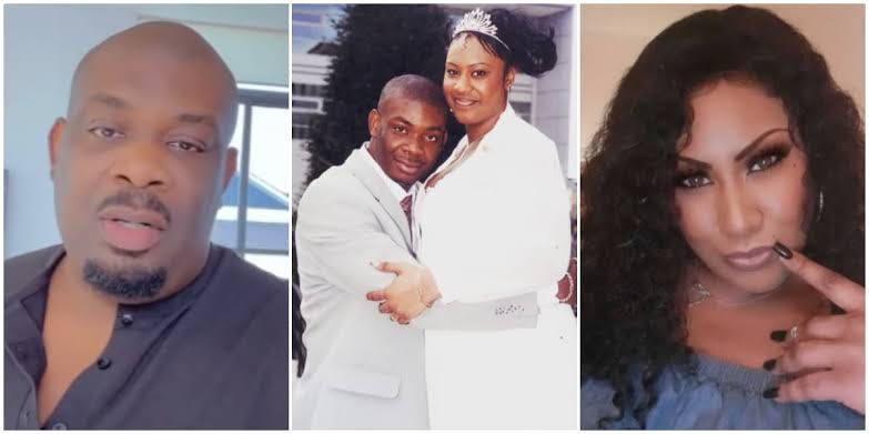 Don Jazzy Reveals He Was Once Married To Michelle Jackson, Divorced Two Years Later 1