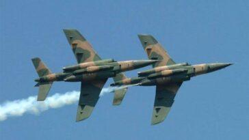 Nigerian Air Force Debunks Claim That Boko Haram Shot Down Missing Fighter Jet 4