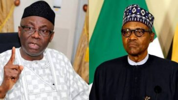God Had Shown Me A Vision That Buhari Will Stabilize Nigeria - Pastor Tunde Bakare 9