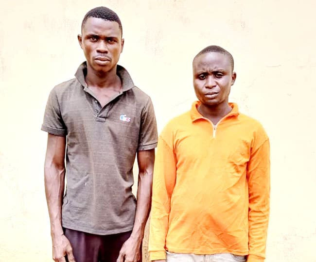 Herbalist Paid Me N9,000 After Killing Mother And Her Son For Money Ritual - Ogun Bricklayer 1