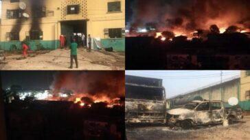Many Inmates Freed As Gunmen Attack Owerri Prison, Police Headquarters In Imo [Video] 5