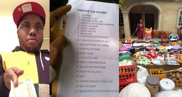 """They Paid Over N300k For My Sister's Bride Price, But My Mum Got Only N5k"" - Man Laments 1"