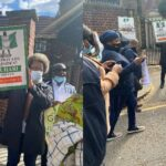 President Buhari's Supporters Hold Prayers For Him At Nigeria House In London [Photos] 28