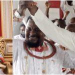 Itsekiri Nation Announces Death Of Ogiame Ikenwoli, Presents New Olu Of Warri Designate 27