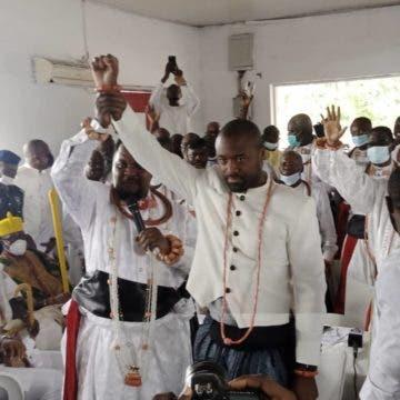 Itsekiri Nation Announces Death Of Ogiame Ikenwoli, Presents New Olu Of Warri Designate 2