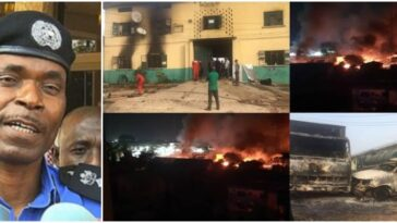 IPOB, ESN Behind Attack On Owerri Prison And Police Command — IGP Adamu Mohammed 4